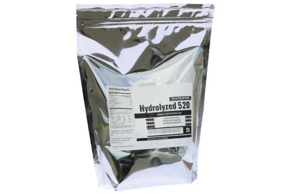 hydrolyzed whey protein powder