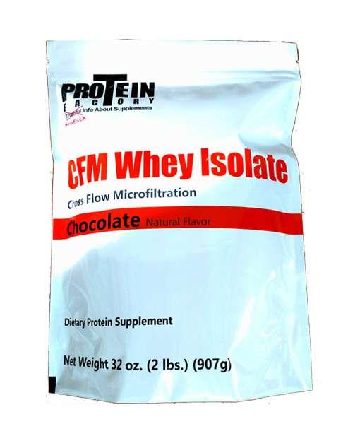 Chocolate Whey Protein