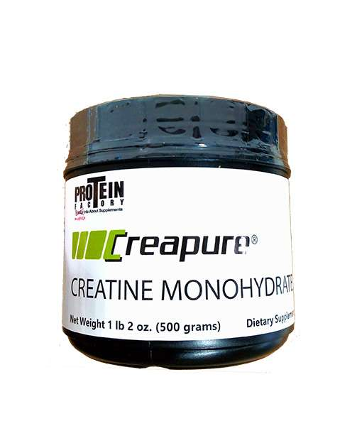 does creatine cause acne