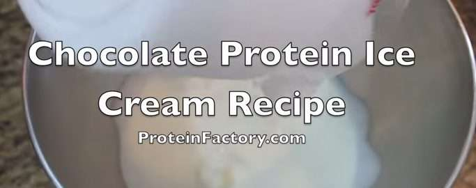 Protein Ice Cream Recipe - YouTube 2015-08-10 07-48-46