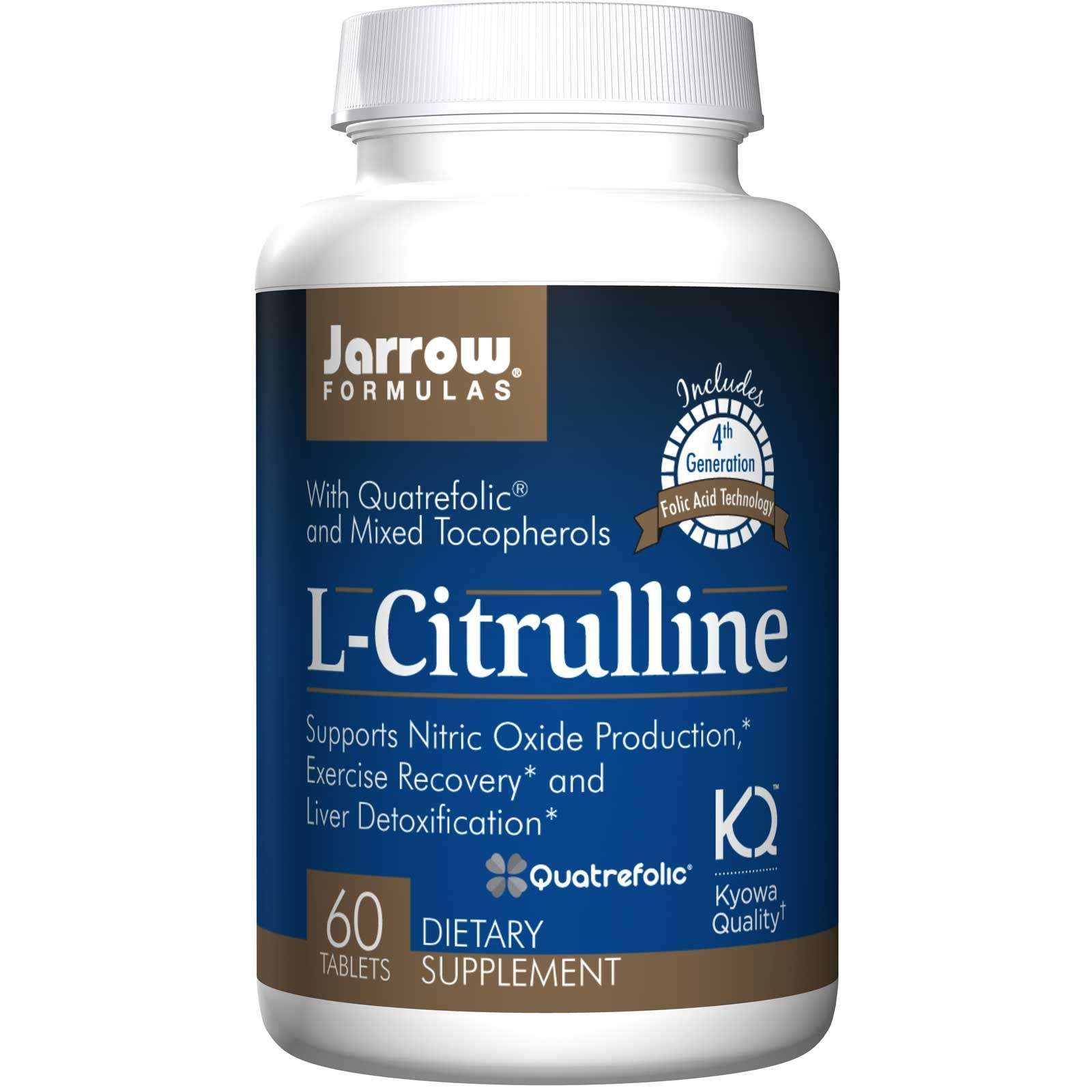 L Citrulline dosage bodybuilding
