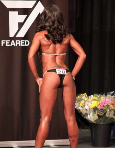 how to cut for a bikini competition