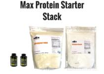 Max Protein Starter Stack