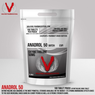 What Is Anadrol 50? Easy To Understand, Quick & Easy