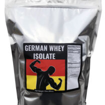 german whey protein isolate