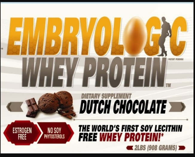 soy free whey protein