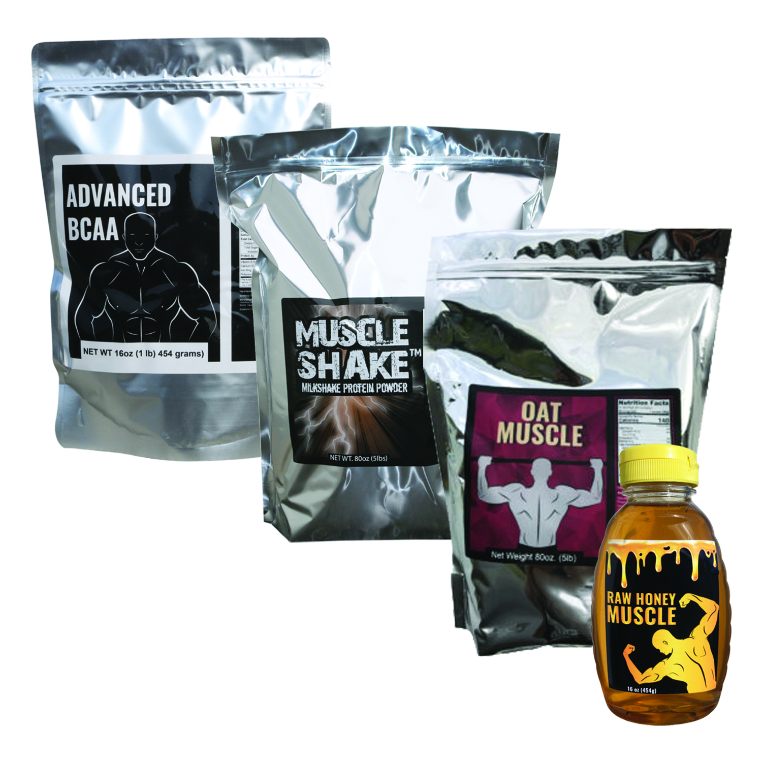 Weight Gain Supplements Gain Muscle Not Fat 30 Day Supply
