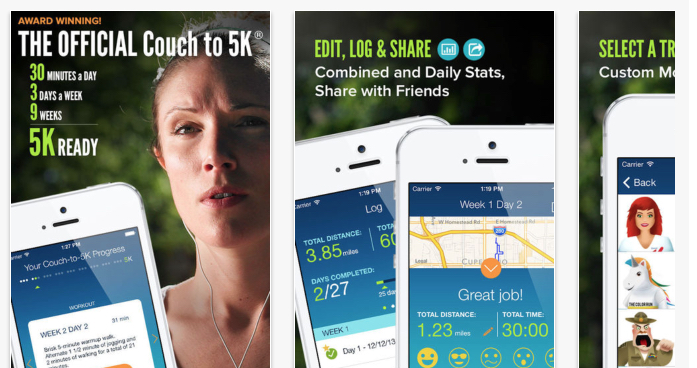 Couch to 5K® - Run training on the App Store 2017-11-23 08-13-39