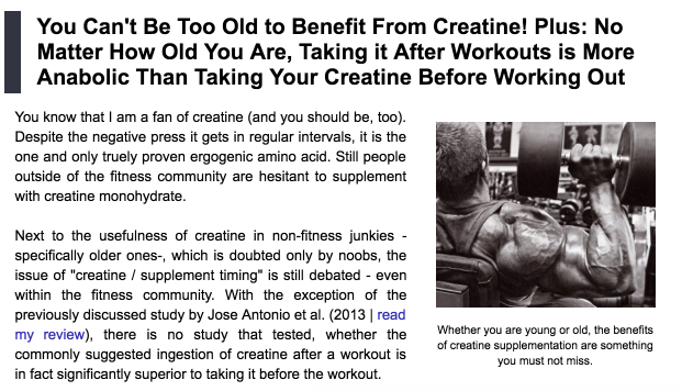 is creatine banned by the NCAA