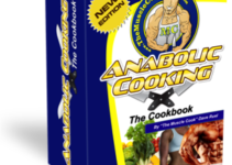 bodybuilding cookbook