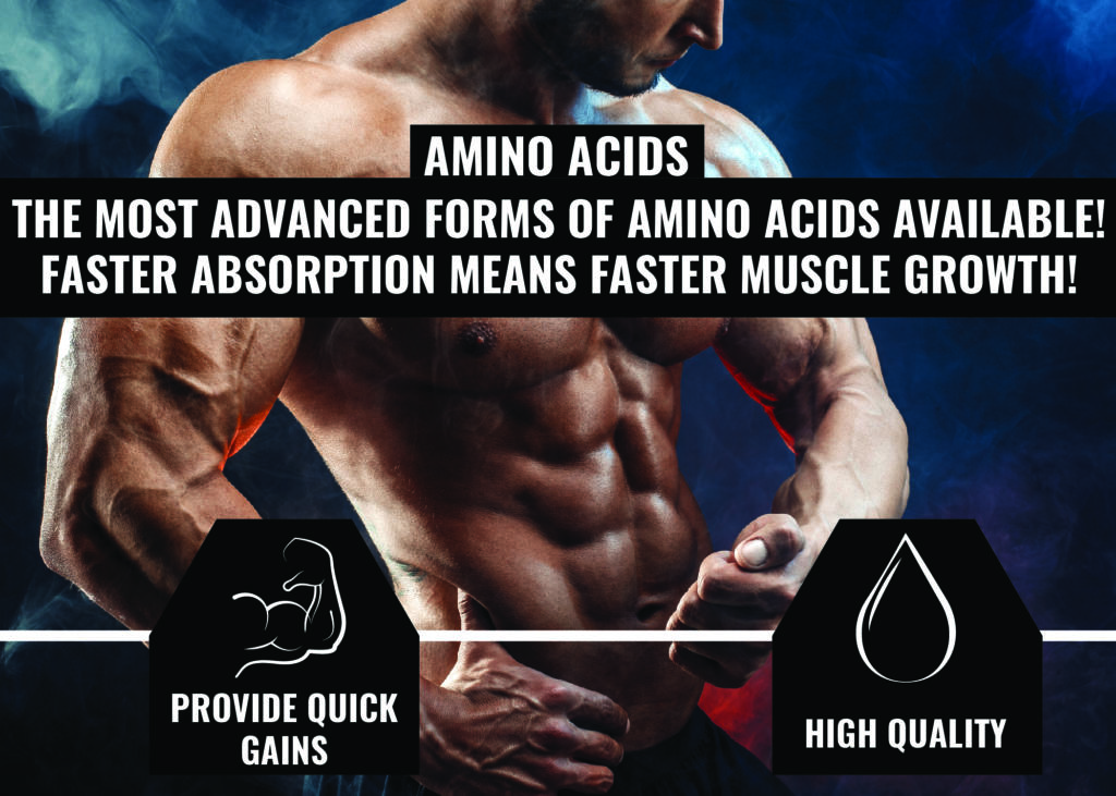 amino acid supplements