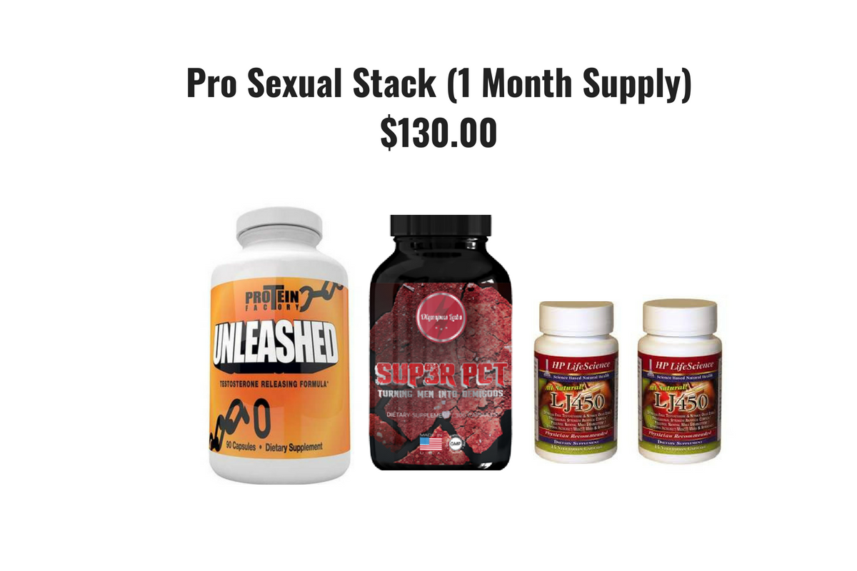 Prosexual formula man