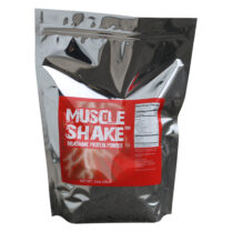 muscle shake protein powder