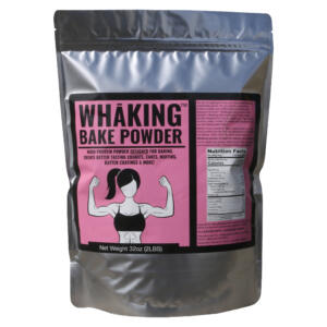 whey protein powder for baking