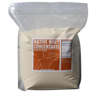 10 lbs bag whey protein concentrate