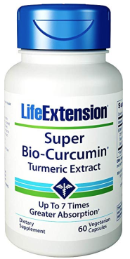 Life extension super bio curcumin
