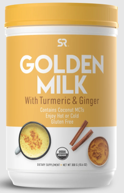 gold milk turmeric powder