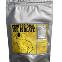 egg white protein isolate