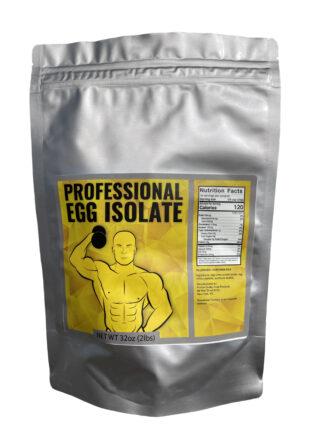 egg white protein isolate