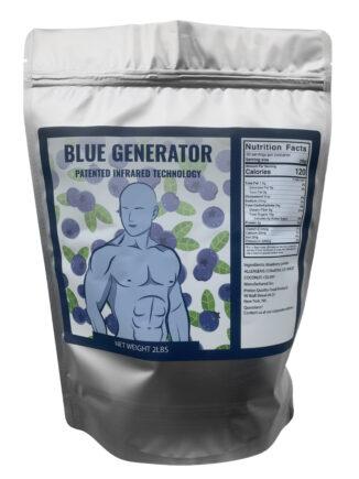 blueberry powder 2 lbs